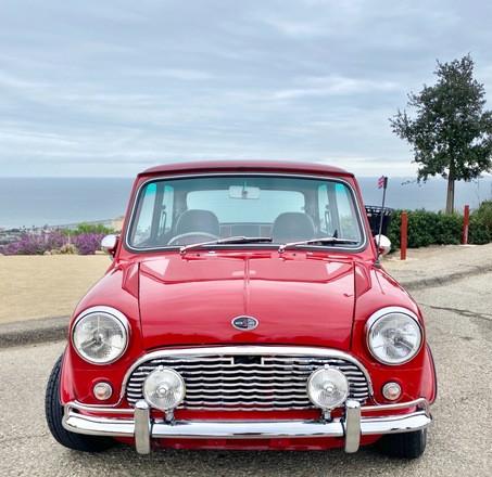 Austin Mini Cooper Hire CA
