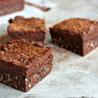 The Basic Raw Brownie and Endless Options...