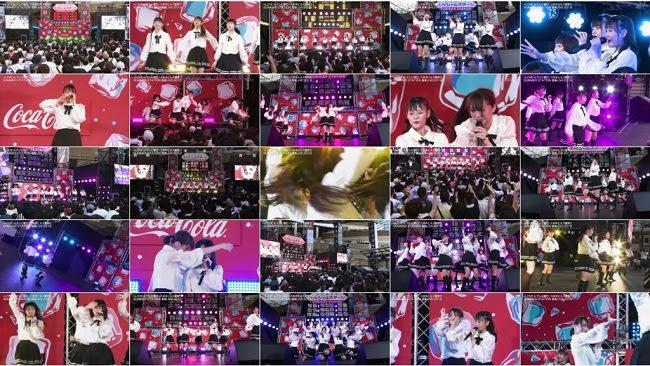 [TV-Variety] =LOVE in テレビ朝日・六本木ヒルズ夏祭り SUMMER STATION 音楽LIVE 2019 (2019.10.18)
