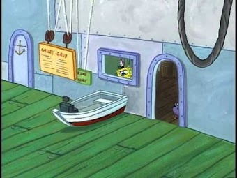 Your Shoe is Untied/Squid's Day Off