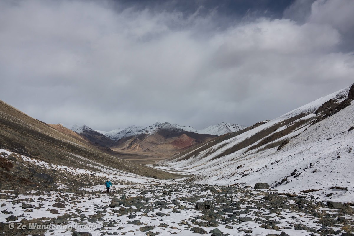 Travel to Tajikistan Pamir Highway and Wakhan Corridor // Hiking the Pshart Valley