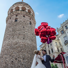 Wedding photographer Onur Altay (dugun-fotografim). Photo of 16.05.2018