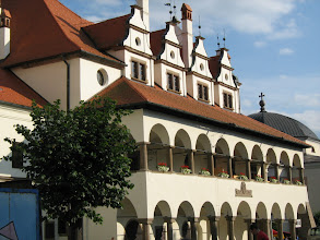 Photo: Levoca, Rathaus