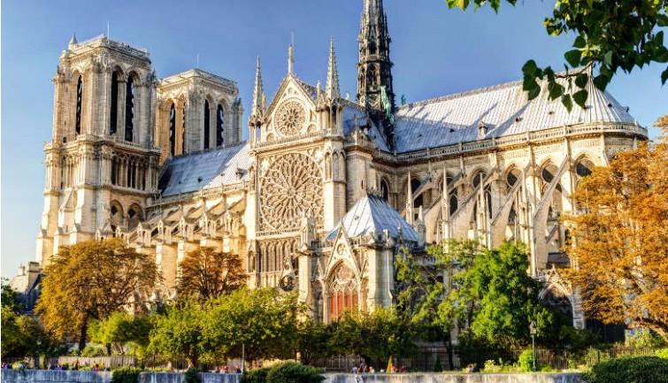Image result for Notre Dame