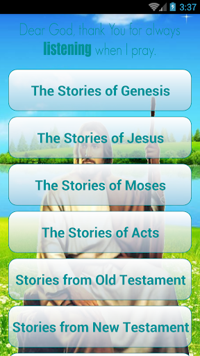 Bible Stories [ Audio Book ]