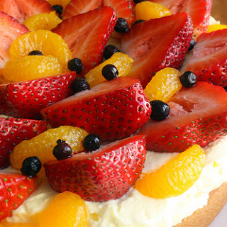 Egg-Free Fresh Fruit Cake