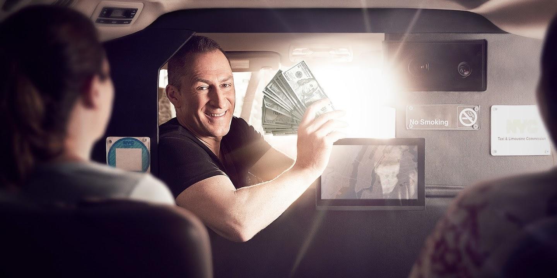 Watch Cash Cab live