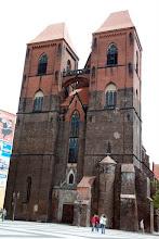 Photo: Kościół gotycki w Brzegu