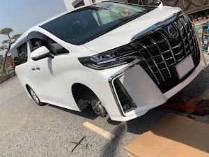 アルファード AGH35W SC パッケージ 4WD 2018年車のカスタム事例画像 ALPHARD_7さんの2020年03月22日20:28の投稿