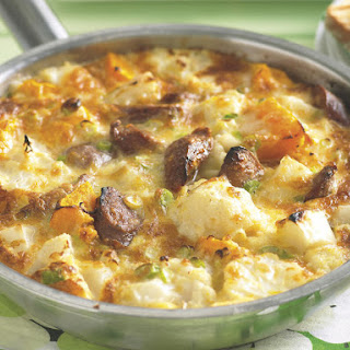 Hearty Sausage Frittata