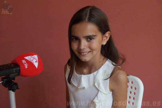 Entrevistas a Candidatas infantiles a Cortes de Honor. Algirós. #Elecció19
