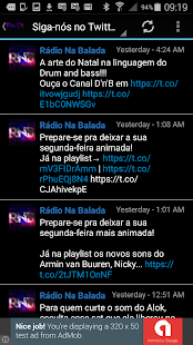 Radio Na Balada Brazil- screenshot thumbnail