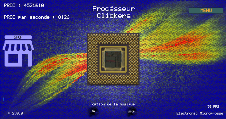 android Procésseur Clickers Screenshot 6