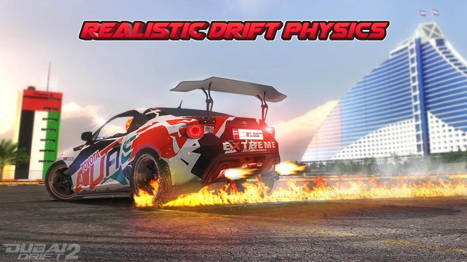 Dubai Drift 2- screenshot