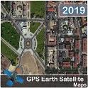 GPS Satellite Maps & Live Street View Navigation icon