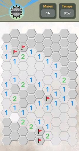 Code Triche Démineur mod apk screenshots 4