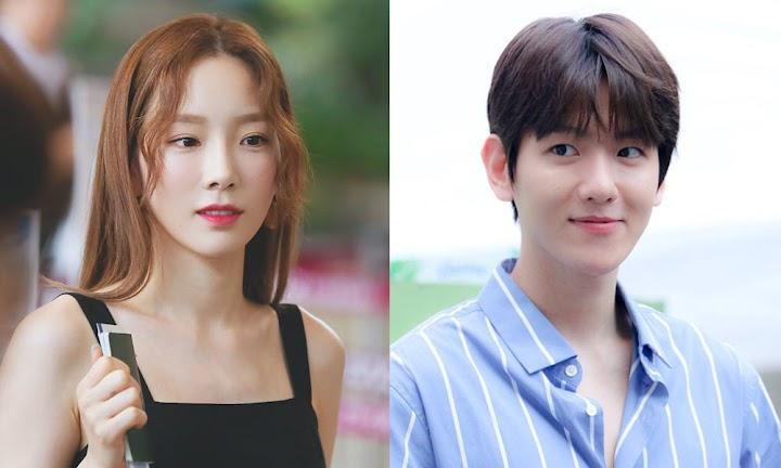 Baekhyun dating taehyung
