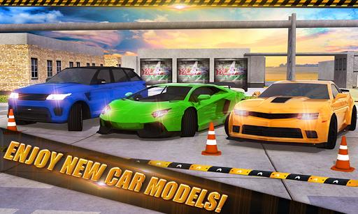 Modern Driving School 3D 1.5 screenshots 1