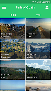 Parks of Croatia- screenshot thumbnail