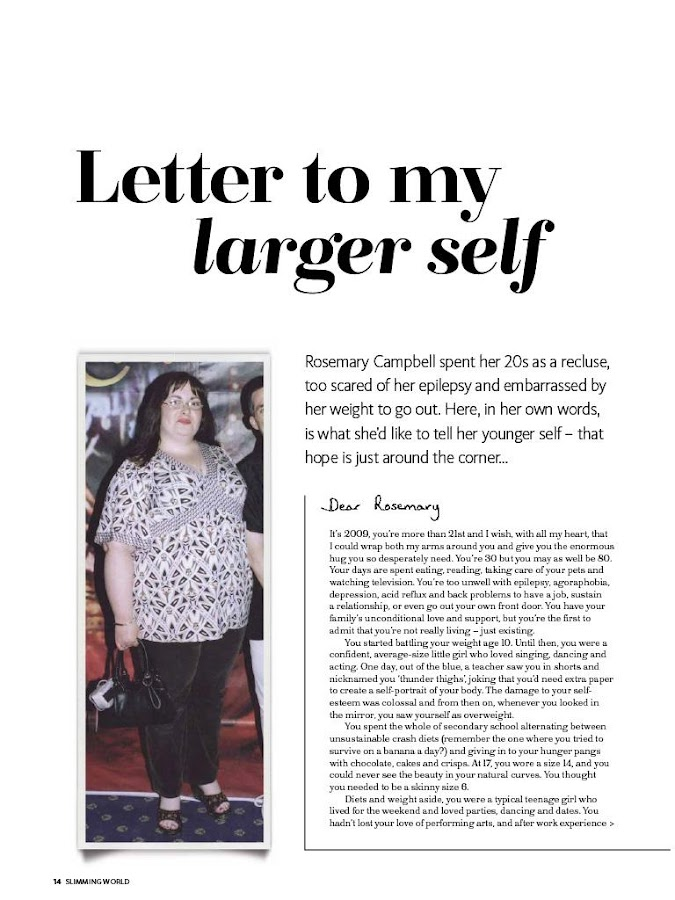 Slimming World Magazine - screenshot