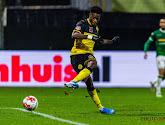 Chelsea-huurling Ike Ugbo luisterde zijn debuut bij Cercle Brugge op met een doelpunt