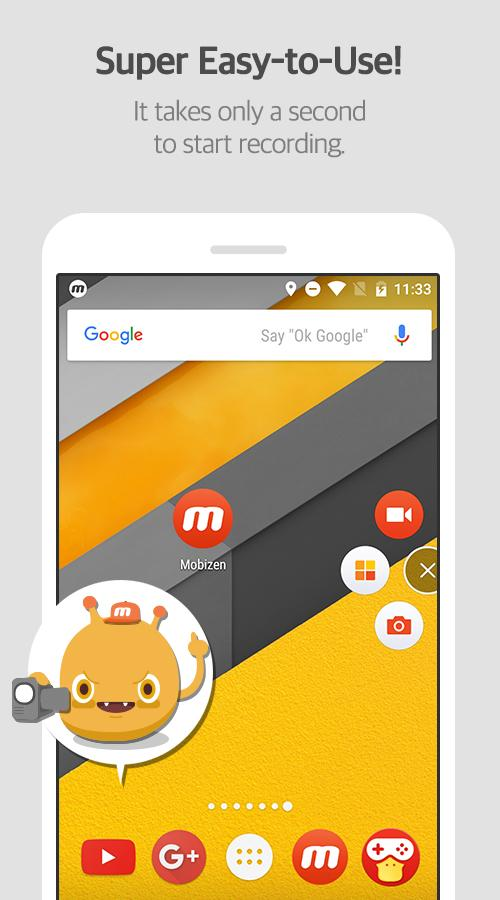 Mobizen : Screen Recorder- screenshot