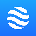 Волна мобайл icon
