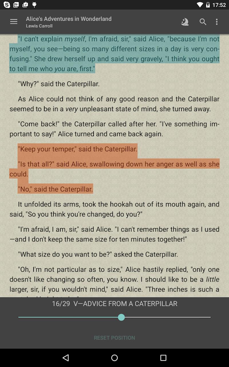 FBReader Premium – Favorite Book Reader Screenshot 11