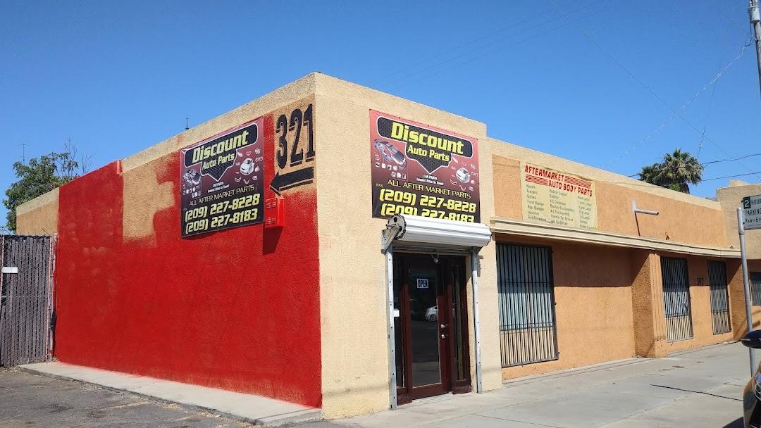 Discount Auto Parts Auto Body Parts Supplier In Stockton