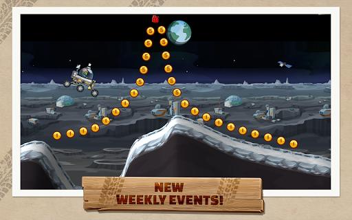 Hill Climb Racing 2  screenshots 4
