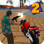Vegas Crime Simulator 2 MOD APK aka APK MOD 1.0 (Unlimited Money)