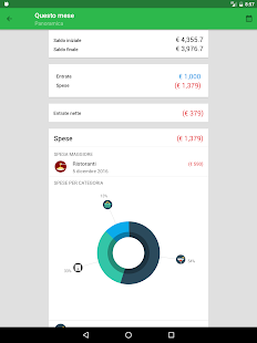 Money Lover - Gestore Spese- miniatura screenshot