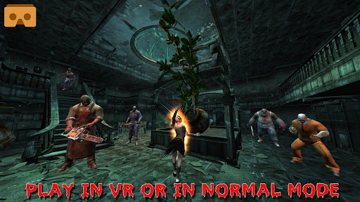 VR Haunted House 3D  captures d'écran 2