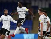 Fulham, avec un but de Kebano, prend une option pour la finale des barrages d'accession à la Premier League