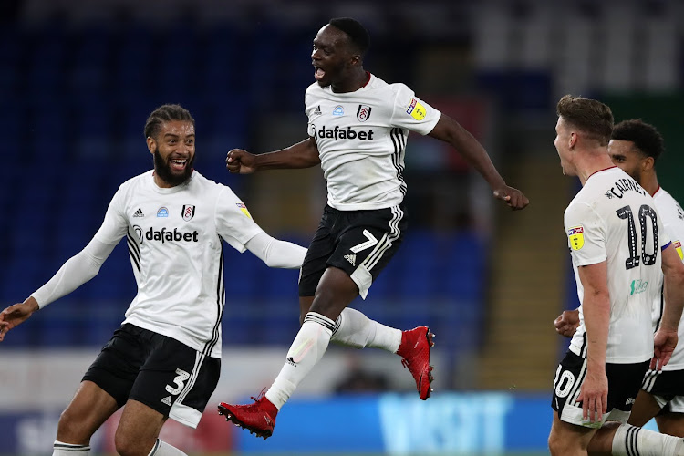 Fulham, avec un but de Kebano, prend une option pour la finale des barrages d'accession à la Premier League
