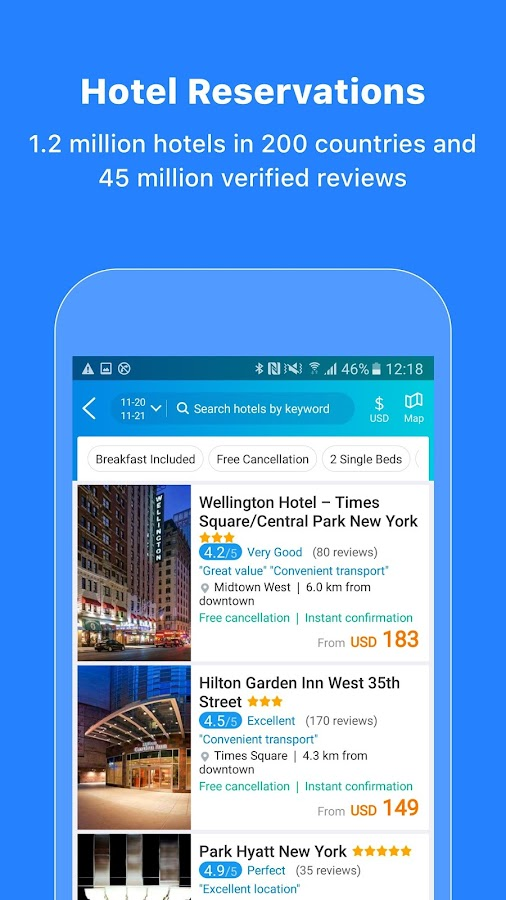 Trip.com by Ctrip- screenshot