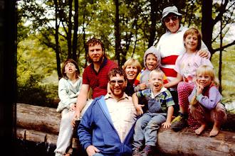 Photo: Karl & Dan's familys.