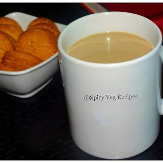 Indian Ginger-Cardamom Tea | Adrak-Elaichi Chai.