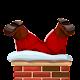 Christmas Santa Runner