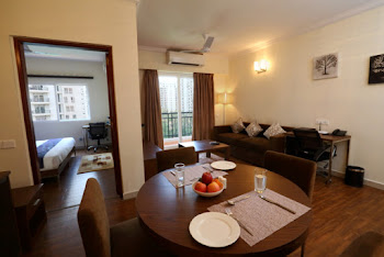Whitefield Serviced Apartments in Bengaluru