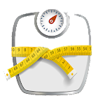 Weight Meter: lose weight tracker Icon