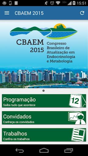 CBAEM 2015