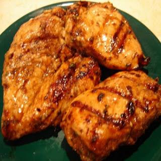 Balsamic Chicken.