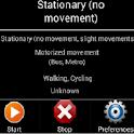 EHMS - Human Mobility Sensing icon