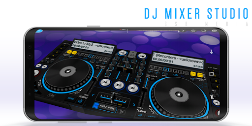 DJ Mixer Studio 2018 3.0 screenshots 2