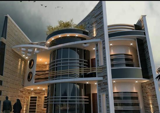Exterior Architecture House - Android Apps on Google Play