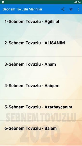 Download Sebnem Tovuzlu Mahnilar 2020 Internetsiz Free For Android Sebnem Tovuzlu Mahnilar 2020 Internetsiz Apk Download Steprimo Com