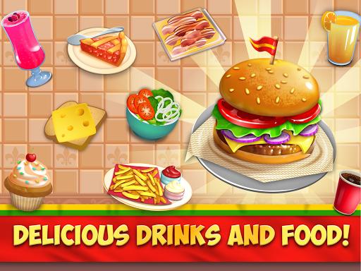 My Burger Shop 2 - Fast Food Restaurant Game modavailable screenshots 8
