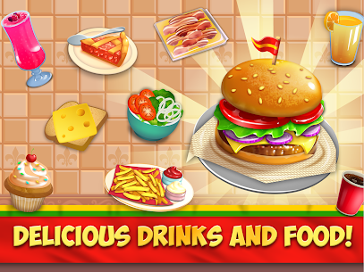My Burger Shop 2 MOD APK [Unlimited Money + No Ads] 8