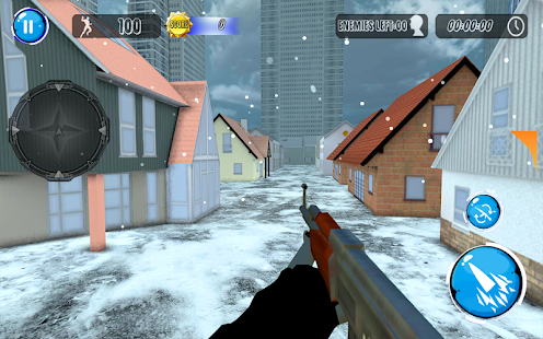 Call of Shadow Stickman: Winter Survival - náhled